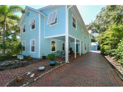 Sarasota Single Family Home For Sale: 1662 Prospect Street