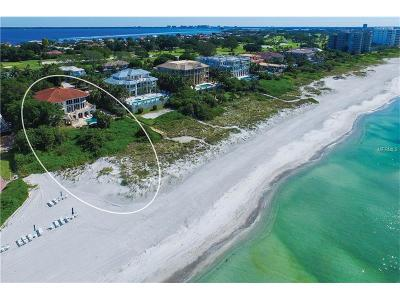 Longboat Key Single Family Home For Sale: 891 Longboat Club Road