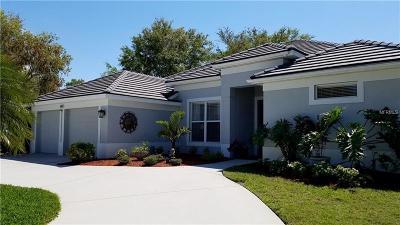 Osprey Single Family Home For Sale: 842 Oak Briar Lane