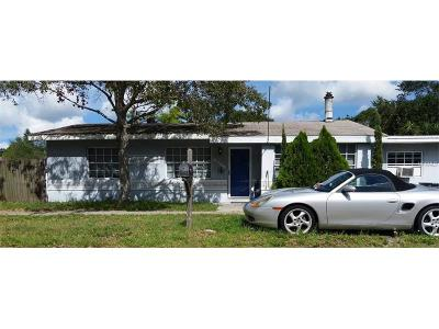 Hernando County, Hillsborough County, Pasco County, Pinellas County Single Family Home For Sale: 6400 50th Avenue N
