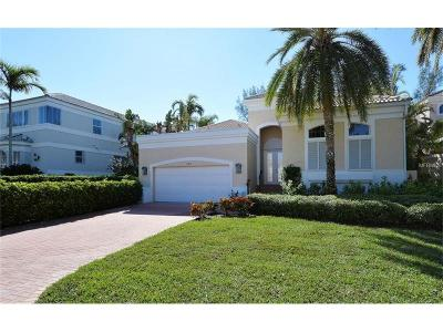 Longboat Key Single Family Home For Sale: 3529 Fair Oaks Lane