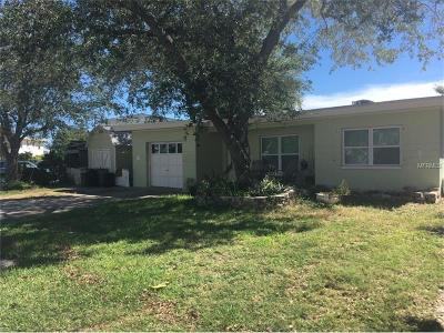 Madeira Beach, Madiera Beach Single Family Home For Sale: 143 131st Avenue E