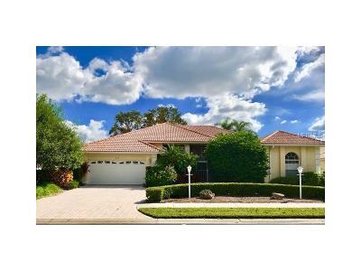 Sarasota Single Family Home For Sale: 4173 Via Mirada