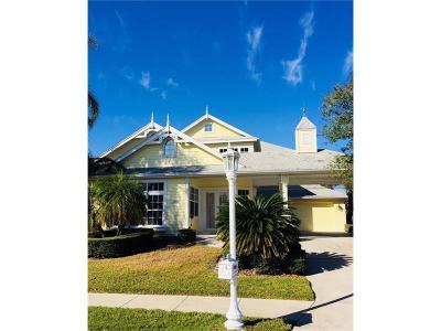 Bradenton Single Family Home For Sale: 4739 Pinnacle Drive