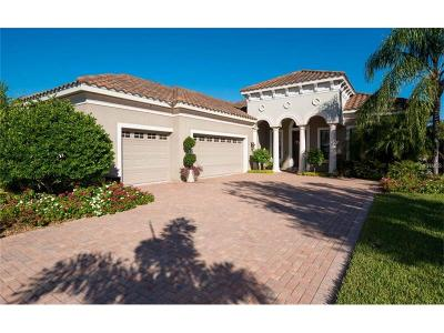Lakewood Ranch, Lakewood Rch, Lakewood Rn Single Family Home For Sale: 12705 Stone Ridge Place