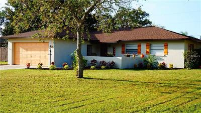 Sarasota Single Family Home For Sale: 507 Chevy Chase Drive