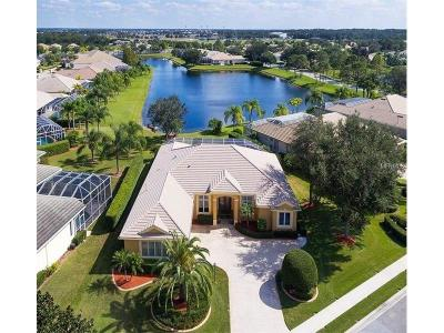 Bradenton Single Family Home For Sale: 5015 96th Street E
