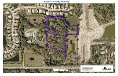 Sarasota FL Residential Lots & Land For Sale: $575,000