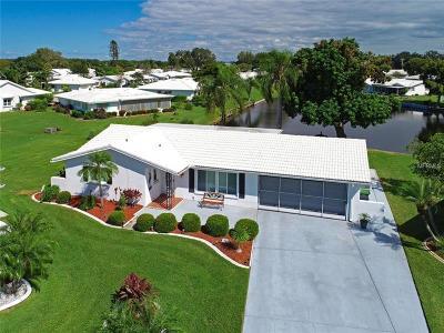Bradenton Single Family Home For Sale: 4009 Joyce Drive