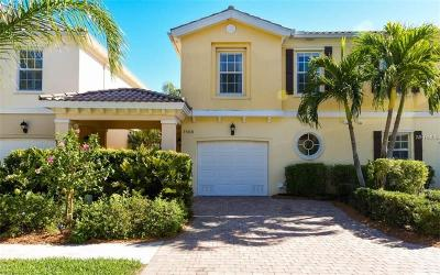 Sarasota Townhouse For Sale: 7568 Andora Drive