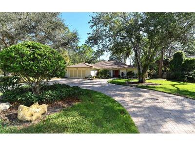 Sarasota Single Family Home For Sale: 4665 Pine Harrier Drive