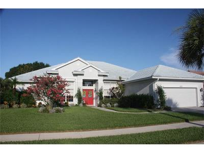 Venice Single Family Home For Sale: 630 Sawgrass Bridge Road