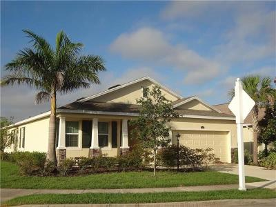 Lakewood Ranch Single Family Home For Sale: 15622 Butterfish Place