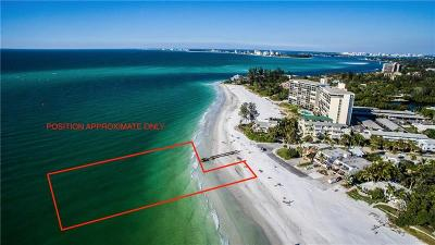 Sarasota County Residential Lots & Land For Sale: Beach Road