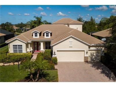 Lakewood Ranch, Lakewood Rch, Lakewood Rn Single Family Home For Sale: 13339 Swallowtail Drive