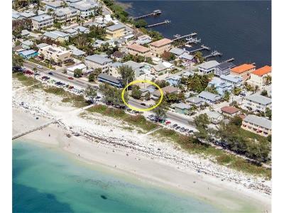 bradenton beach Multi Family Home For Sale: 601 Gulf Drive S #A and B