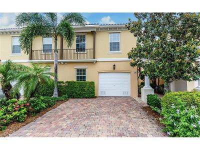 Sarasota Townhouse For Sale: 1549 Burgos Drive