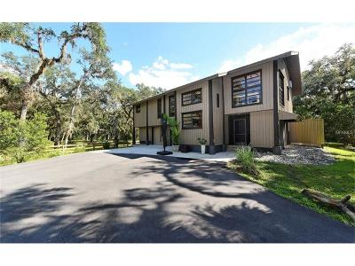 Sarasota Single Family Home For Sale: 4500 Hidden River Road