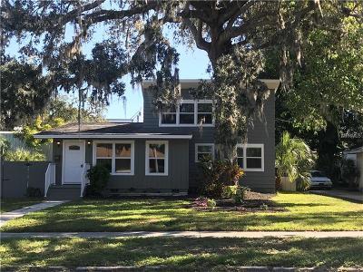 Bradenton Single Family Home For Sale: 217 6th Street E
