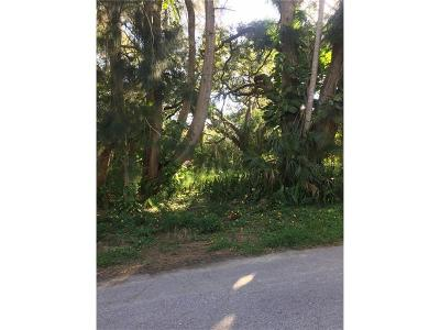 Sarasota Residential Lots & Land For Sale: 45th Street