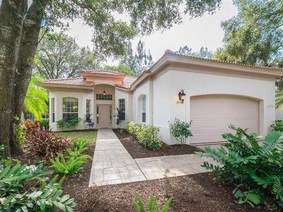 Sarasota Single Family Home For Sale: 2706 Goodwood Court