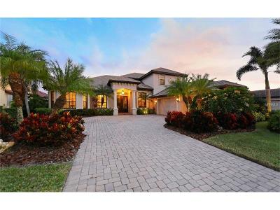 Sarasota Single Family Home For Sale: 7964 Megan Hammock Way