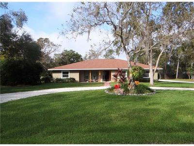 Sarasota Single Family Home For Sale: 4640 Longleaf Lane