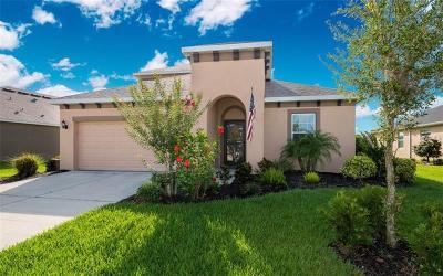 Bradenton Single Family Home For Sale: 1017 Buttercup Glen