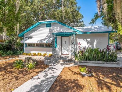 Sarasota Single Family Home For Sale: 1235 16th Street
