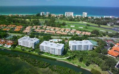 Lakewood Ranch, Lakewood Rch, Lakewood Rn, Longboat Key, Sarasota, University Park, University Pk, Longboat, Nokomis, North Venice, Osprey, Siesta Key, Venice Condo For Sale: 2450 Harbourside Drive #244