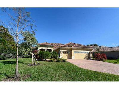 Sarasota Single Family Home For Sale: 8200 Larkspur Circle