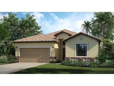 Bradenton Single Family Home For Sale: 10131 Marbella Drive