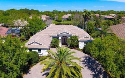 Parrish Single Family Home For Sale: 11455 Savannah Lakes Drive