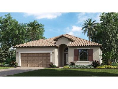 Bradenton Single Family Home For Sale: 10023 Marbella Drive