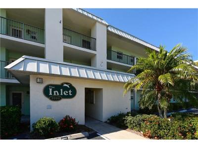 Sarasota Condo For Sale: 9200 Midnight Pass Road #24