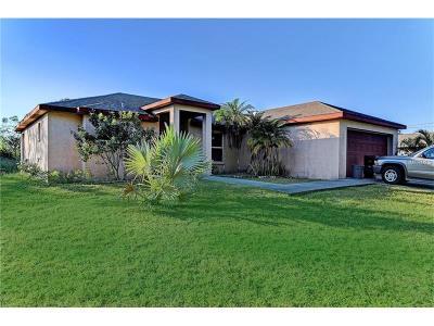 Palmetto Single Family Home For Sale: 5711 36th Avenue E