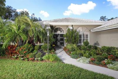 Sarasota Single Family Home For Sale: 7300 Wax Myrtle Way