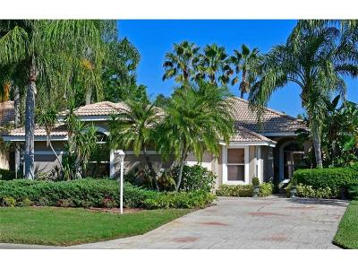 Bradenton Single Family Home For Sale: 6650 Oakbrooke Circle