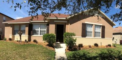 Orlando Single Family Home For Sale: 14467 Golden Rain Tree Boulevard
