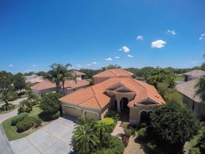 Lakewood Ranch, Lakewood Rch, Lakewood Rn Single Family Home For Sale: 13602 Montclair Place