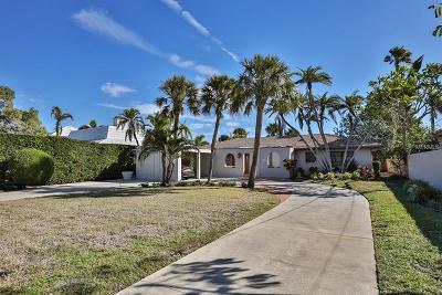 Sarasota FL Single Family Home For Sale: $2,195,000