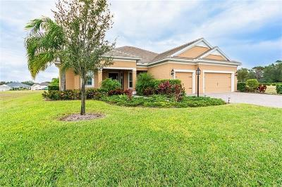 Bradenton Single Family Home For Sale: 1068 River Wind Circle