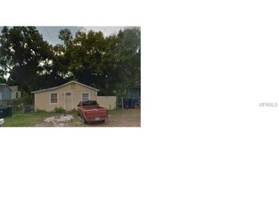 Tampa Single Family Home For Sale: 3911 E Hanna Avenue