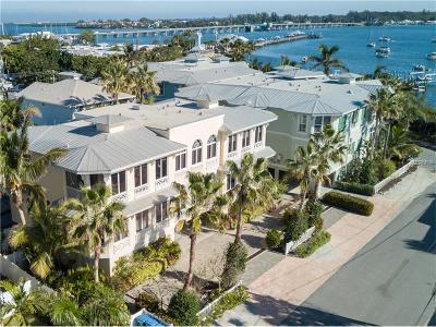 Bradenton Beach Condo For Sale: 112 4th Street S #112