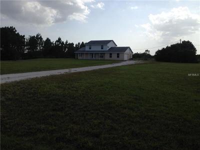 Bradenton Single Family Home For Sale: 7006 E 229th Street E