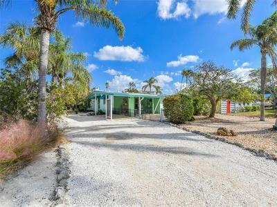 Longboat Key FL Single Family Home For Sale: $574,900