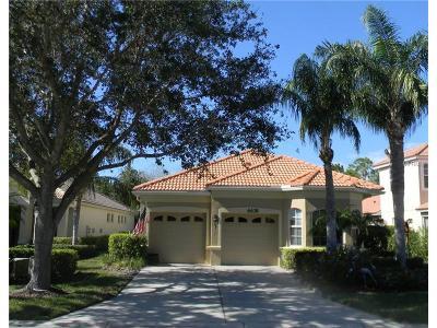 Bradenton Single Family Home For Sale: 6638 Tailfeather Way