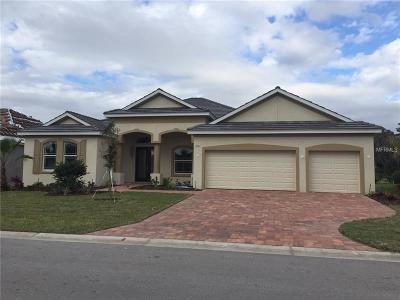 Bradenton Single Family Home For Sale: 1011 145th Street Circle NE