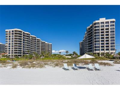 Longboat Key Condo For Sale: 1211 Gulf Of Mexico Drive #204