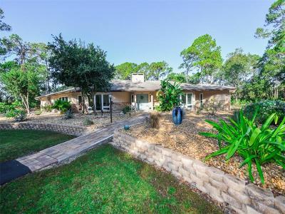 Sarasota Single Family Home For Sale: 6782 Timberland Lane